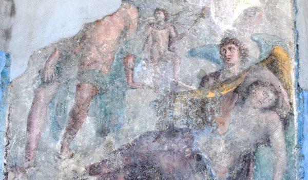 Arianna e Teseo da Villa Arianna