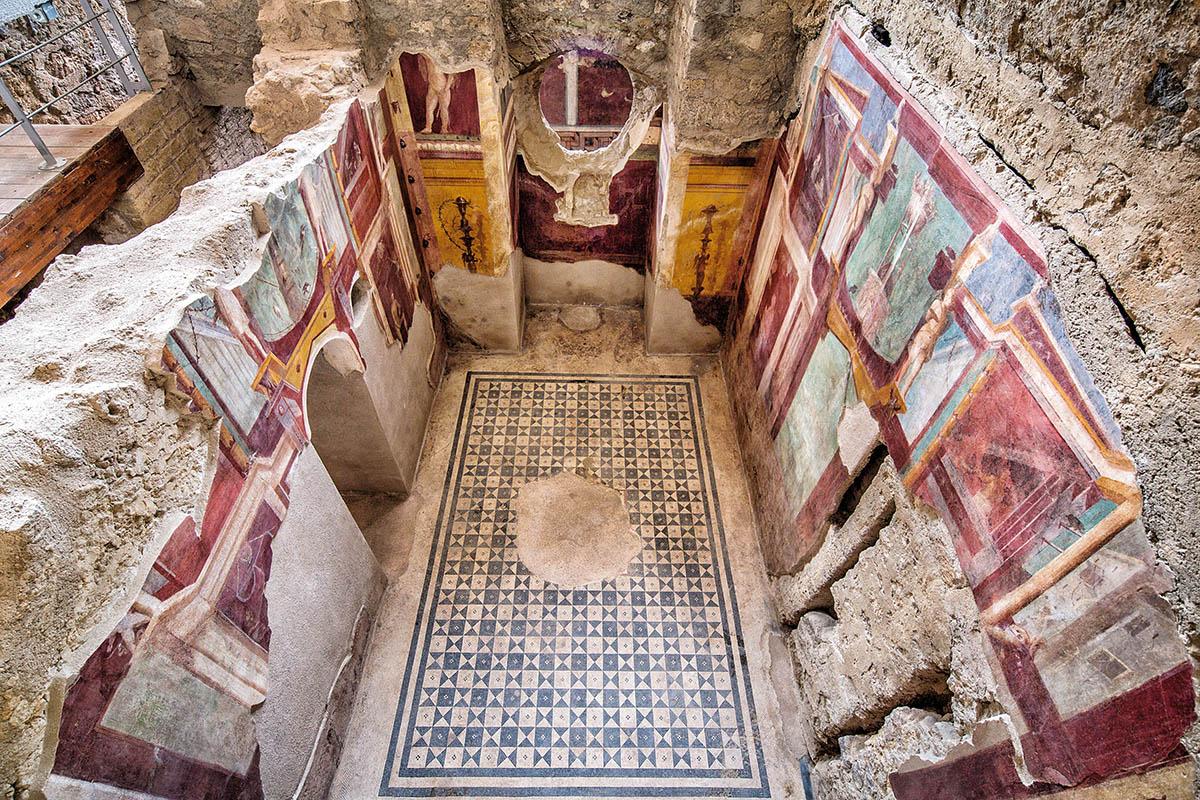 Roman Housing Houses And Villas Pompeii Sites