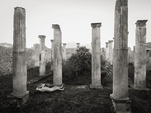 "Exhibition: Kenro Izu ""Requiem for Pompei"". From 6 December 2019 to 13 April 2020 Modena"