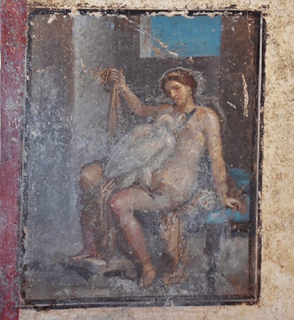 LEDA E IL CIGNO: primo appuntamento con SCENA MITICA, Teatro Grande di Pompei – 11 settembre ore 17,30