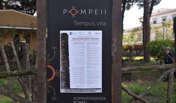 Restaurando Pompei 001