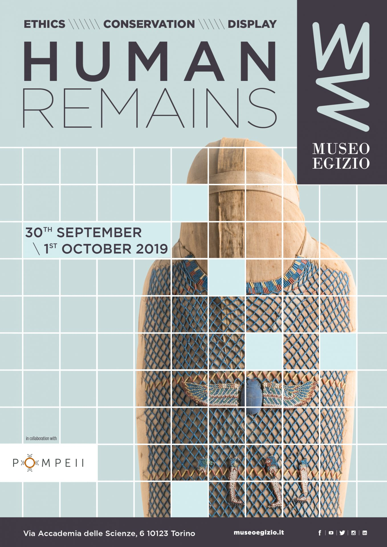 Conference: Human Remains. Ethics, Conservation, Display